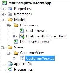 ProjectFolderView